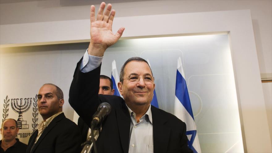 Barak se jacta de haber matado a más de 300 palestinos en 3 minutos