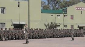 Advierten sobre el avance de la militarización en América Latina