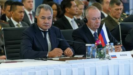 Rusia advierte de amenaza de terroristas en cuenca del Pacífico