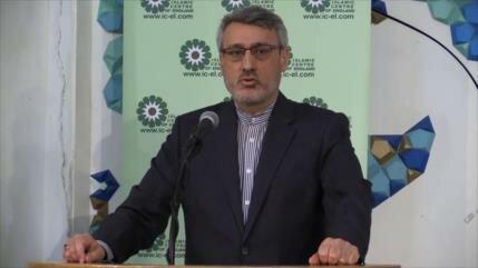 Irán y el Reino Unido rechazan sanciones 'vengativas' de EEUU