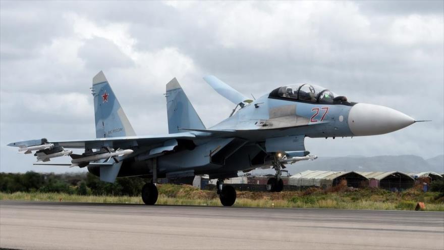 Aviación rusa destruye más de 122 000 blancos terroristas en Siria