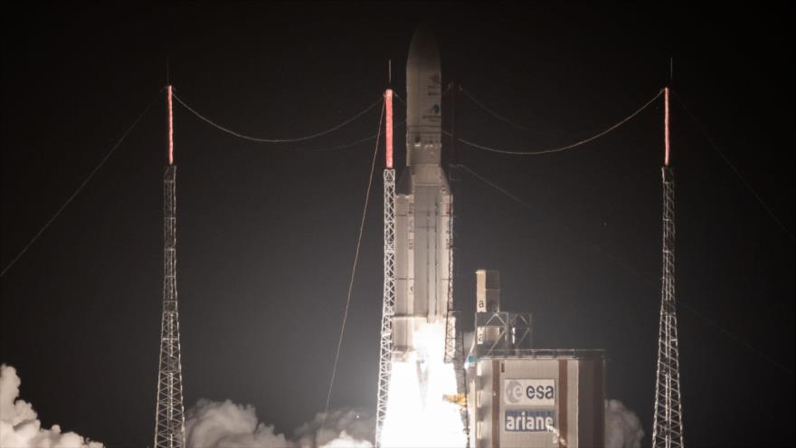 La ESA lanza nave espacial BepiColombo rumbo a Mercurio