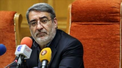 Irán pide a Paquistán cooperación contra el terrorismo
