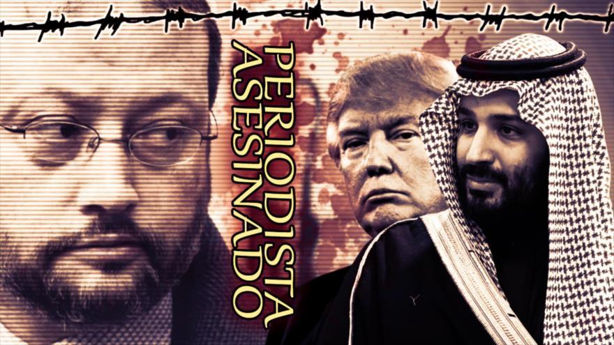 Detrás de la Razón: Buscan pedazos del cuerpo en el bosque ¿Trump oculta que el asesino le ofreció ayuda?