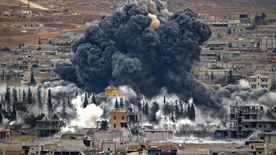 """Siria exige a la ONU que investigue las matanzas de """"la coalición"""""""