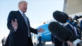 Trump: Cancelar venta de armas a Arabia Saudí es peor para EEUU