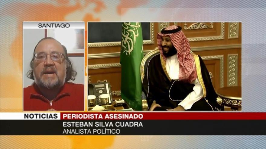 Silva: Caso Khashoggi, prueba de fuego para la hipocresía occidental