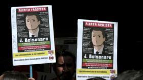 Brasileños y chilenos alertan contra avance del fascismo