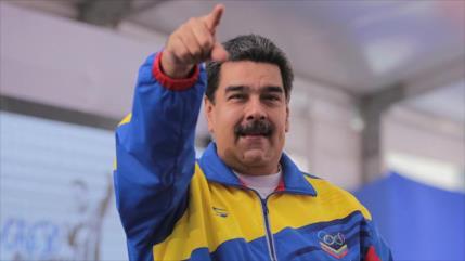 Maduro pide a Trump abrir sus fronteras a migrantes hondureños