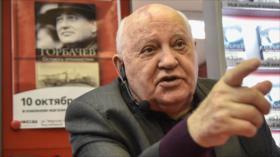 Gorbachov: Salida del INF muestra la 'falta de sabiduría' de Trump