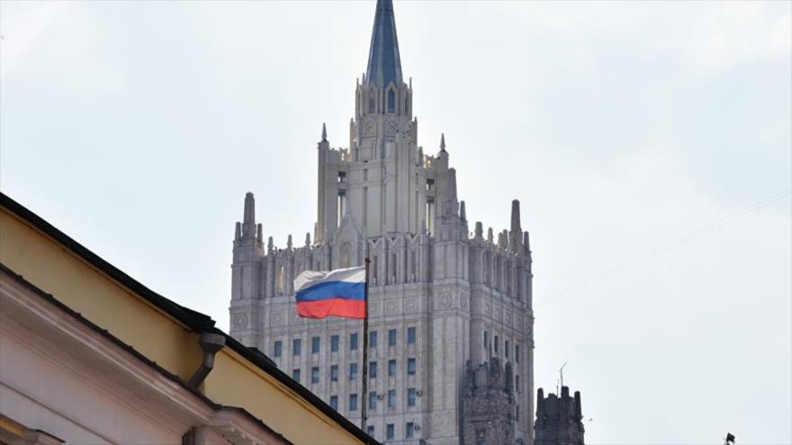 Rusia condena la retirada de EEUU del tratado nuclear bilateral