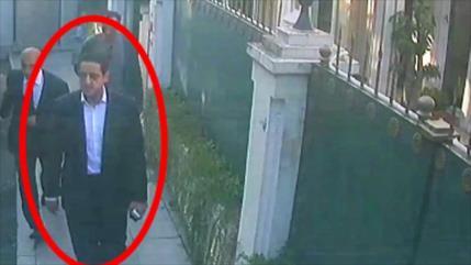 'Escolta de Bin Salman escapó a Riad con cuerpo de Khashoggi'