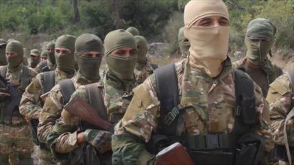 Terroristas trasladan armas químicas a la provincia de Idlib