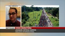 Ortega: Trump no abrirá frontera a caravana y México la acogerá