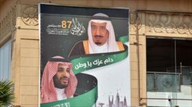 Rey y príncipe heredero saudíes dan pésame a hijo de Khashoggi