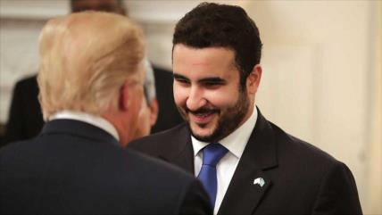 Piden la expulsión del embajador saudí en EEUU por caso Khashoggi