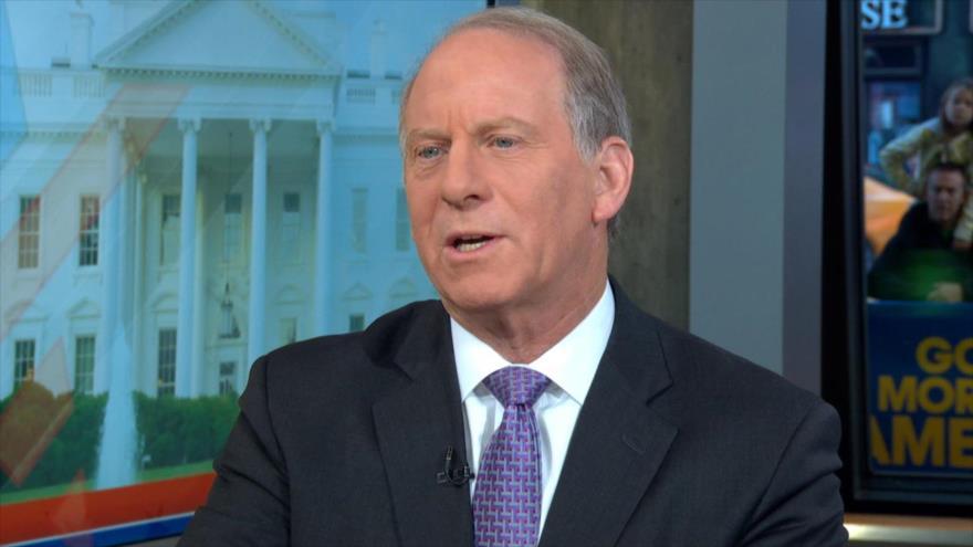 Richard Haass, presidente del Consejo de Relaciones Exteriores de EE.UU.