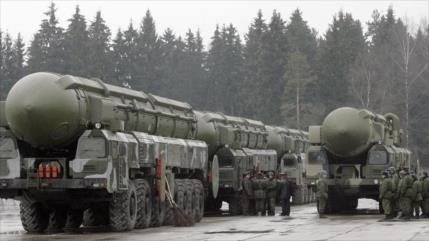 Rusia: EEUU empuja al mundo hacia otra Crisis de los Misiles