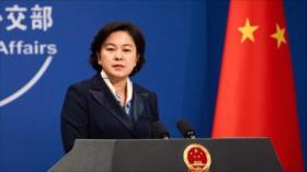 China critica la retirada de EEUU del Tratado INF