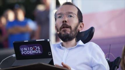 Podemos pide que España paralice venta de armas a 'régimen' saudí