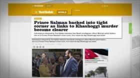 Asesinato de Khashoggi. Salida de EEUU de INF. Crisis de migrantes