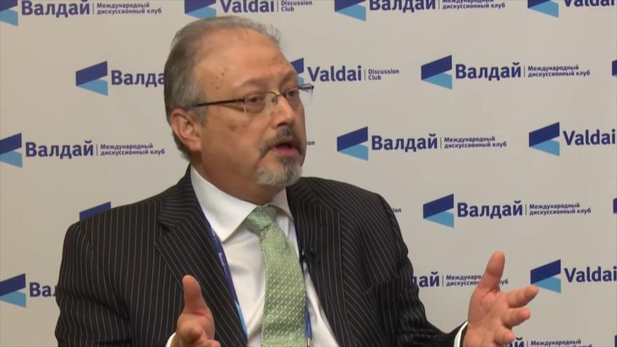 El mundo no ve creíble la versión saudí sobre muerte de Khashoggi