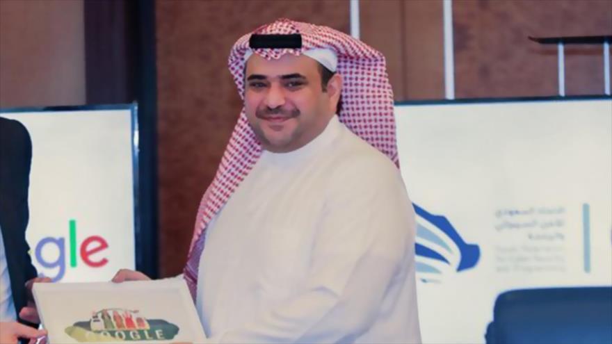 Saud al-Qahtani, asesor del príncipe heredero de la corona de Arabia Saudí, Muhamad Bin Salman.