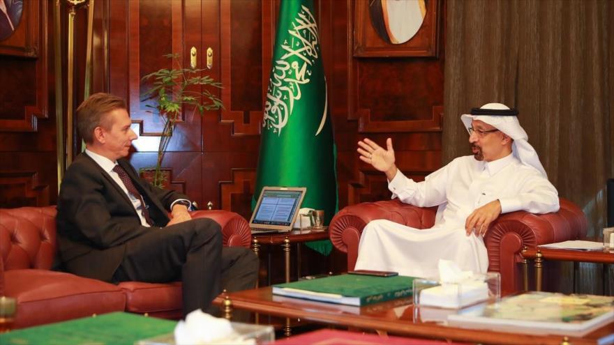 Arabia Saudí admite su incapacidad para compensar el crudo iraní | HISPANTV