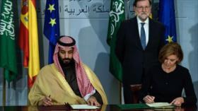 Save the Children insta a España a no vender armas a Arabia Saudí