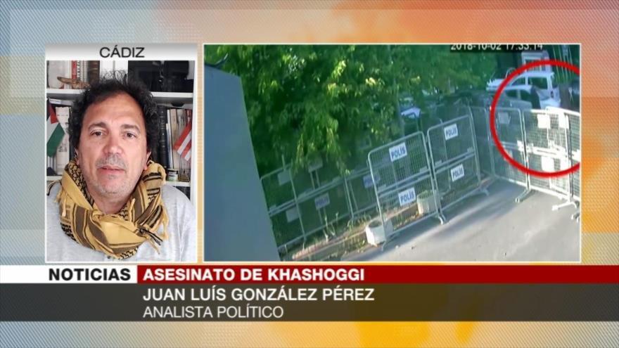 'Medios israelíes buscan exculpar a Bin Salman en caso Khashoggi'