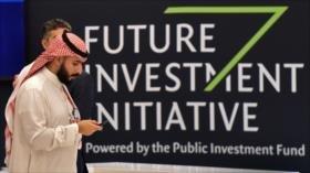 WEF denuncia 'mal uso' de la marca 'Davos' por Arabia Saudí