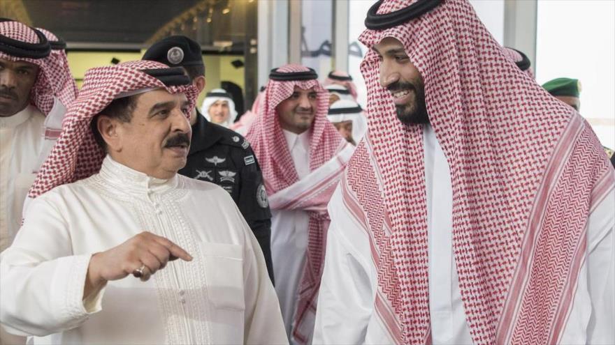 Arabia Saudí y Baréin anuncian medida coordinada con EEUU contra CGRI
