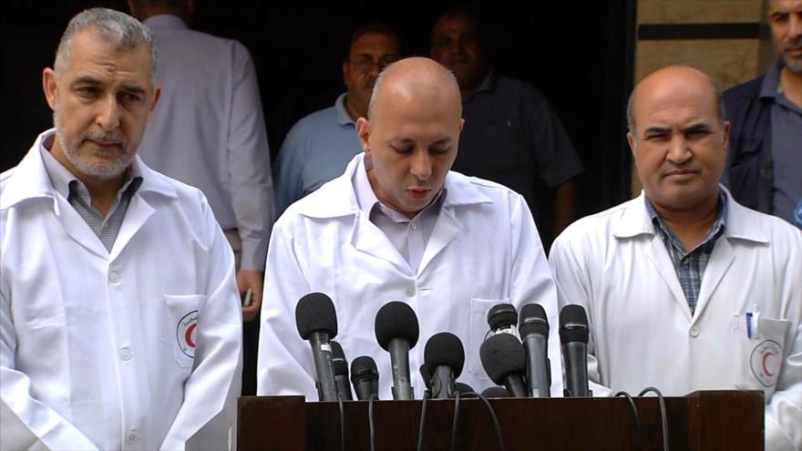Ministerio de Sanidad alerta sobre escasez de medicinas en Gaza