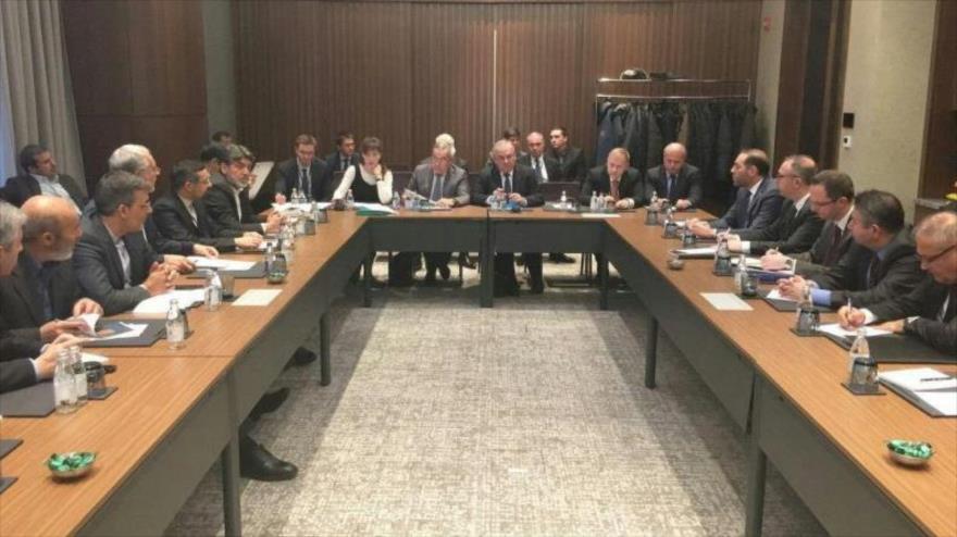 Irán, Rusia y Turquía consultan sobre situación en Idlib de Siria