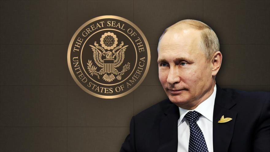 Putin sobre desarme de EEUU: Su águila se comió todas las aceitunas
