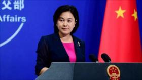 China mantendrá lazos y negocios con Irán pese a embargos de EEUU