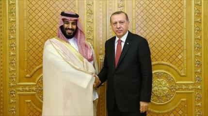 NYT: Arabia Saudí intentó sobornar a Erdogan por caso Khashoggi