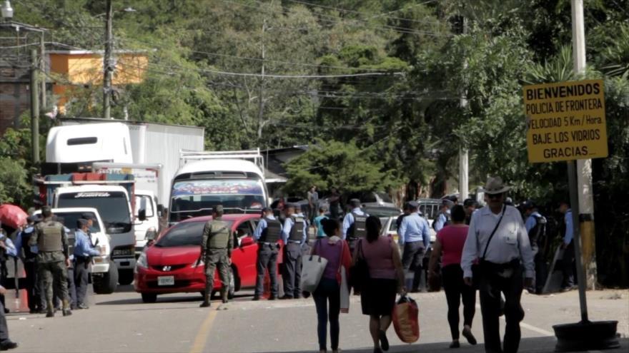 El Gobierno hondureño sostiene que hay retorno de migrantes