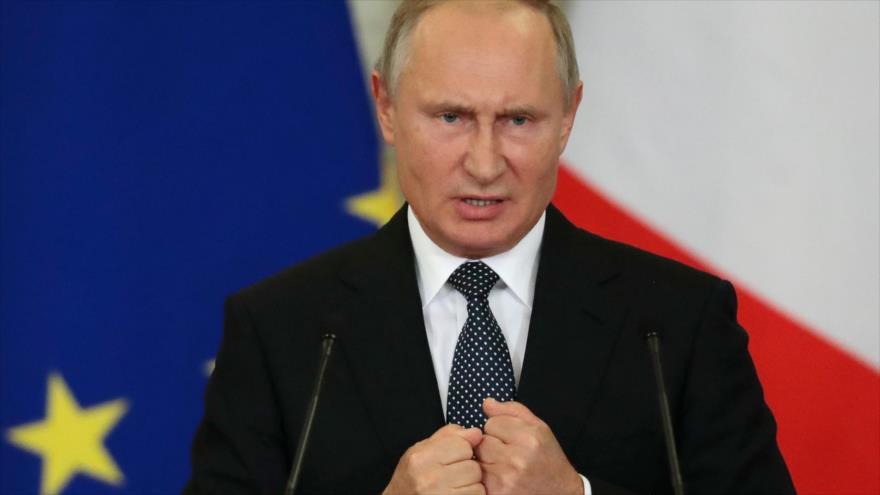 Rusia advierte a Europa sobre despliegue de misiles de EEUU