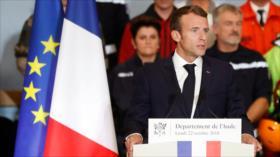 Francia amenaza con sancionar a autores del asesinato de Khashoggi