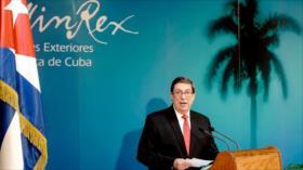 Cuba denuncia 'maniobra hostil' de EEUU para justificar el bloqueo