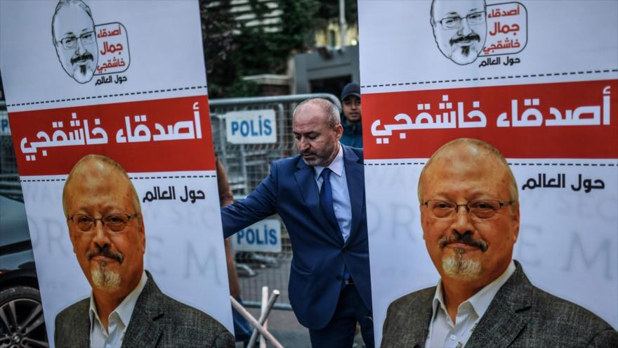 Fiscalía saudí reconoce que asesinato de Khashoggi fue premeditado