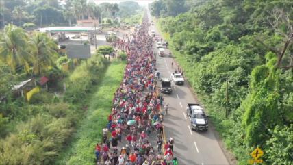 Baja California no está preparada para atender caravana migrante