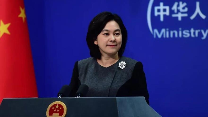 China se mofa de acusaciones de espionaje al celular de Trump