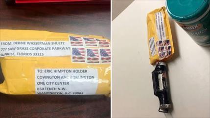 Sigue la ola de paquetes sospechosos enviados por correo en EEUU