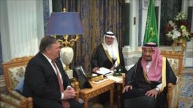 Irán Hoy; Doble estándar del oeste contra Irán y Arabia Saudí