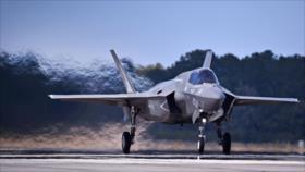 Macron critica decisión de Bélgica de comprar cazas F-35 de EEUU