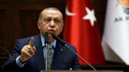 Erdogan da 'ultimátum' a kurdos apoyados por EEUU en Siria
