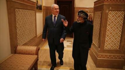 Netanyahu viaja a Omán para establecer lazos con Estados árabes