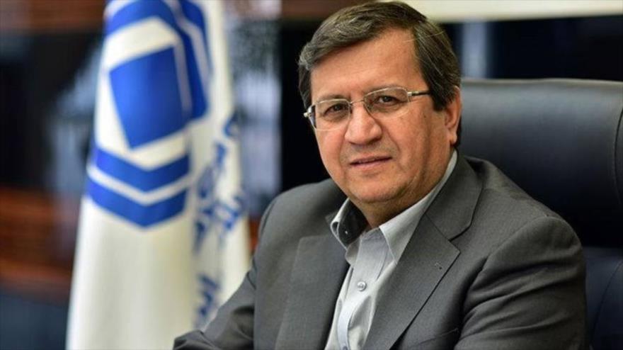 Gobernador del Banco Central de Irán, Abdolnaser Hemmati